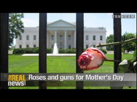 Roses and Guns for Mother's Day