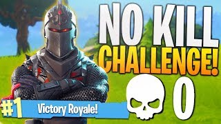 Snipers only Minimum kill challenge