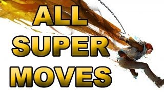 Infamous Second Son: All super Moves