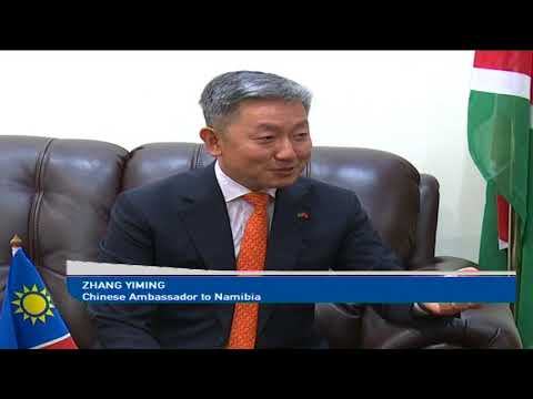 Chinese government looks forward to tightening bilateral ties with Namibia - NBC