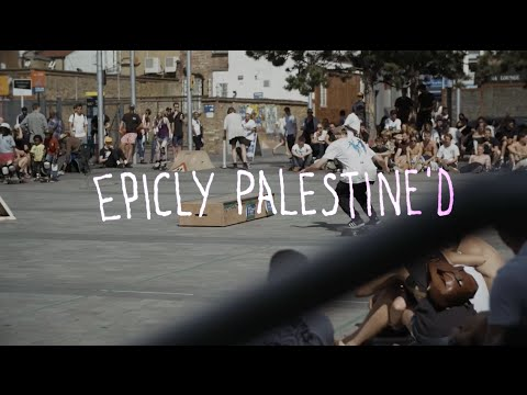 Epicly Palestine'd: VLOG 010 - Post