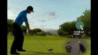 Tiger Woods PGA Tour 09 All-Play - Wii Trailer