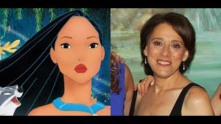 Judy Kuhn Takes You Inside the Music of Disney's Pocahontas