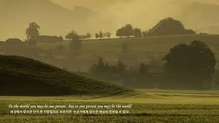 [ 2h Repeat ] 쇼팽 (Chopin) _ 이별의 곡(Etude Op.10 No.3 Tristesse)ㅣ사색ㅣ휴식ㅣ독서ㅣ명상ㅣ백색소음ㅣ