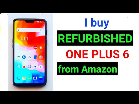 refurbished-oneplus-6-purchased-from-amazon-review-||-what-is-refurbished-mobile-phone?