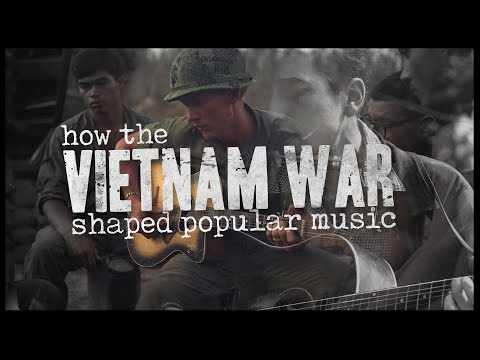 How the Vietnam War Shaped Classic Rock–And How Classic Rock Shaped the War