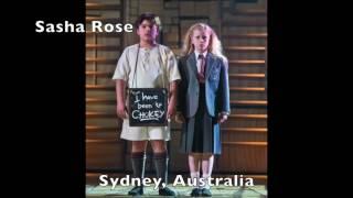 Sasha Rose Naughty