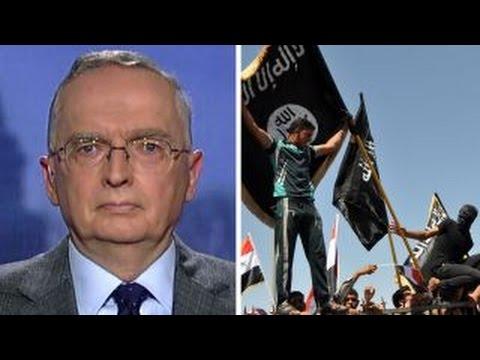 Peters: Blood is on hands of ISIS, not Merkel