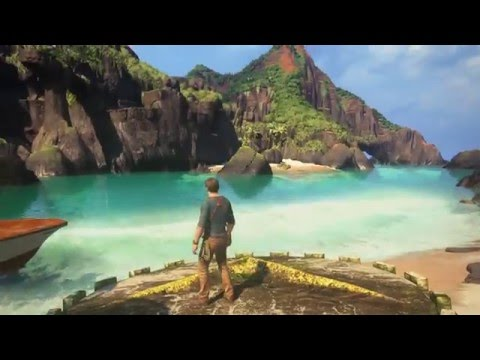 UNCHARTED 4: A Thief's End - 16 - La Isla - Guia Let's Play Español FULL HD