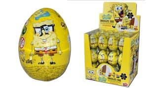 SpongeBob Surprise Eggs