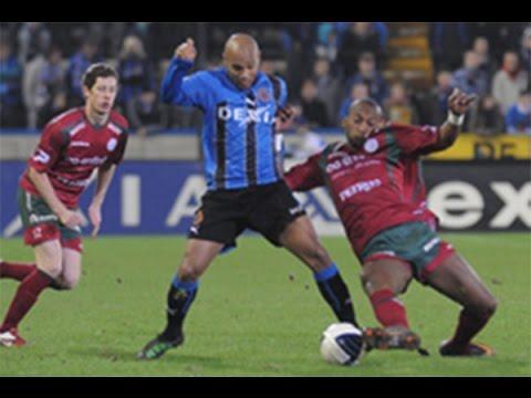 2010-2011 - Club Brugge - Zulte Waregem - GOAL Wilfried Dalmat