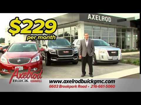 Lease A 2014 Gmc Acadia For Only 229 Per Month At Axelrod