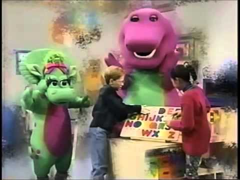 Barney Friends Classical Cleanup Credits Pbs Kids Sprout Version