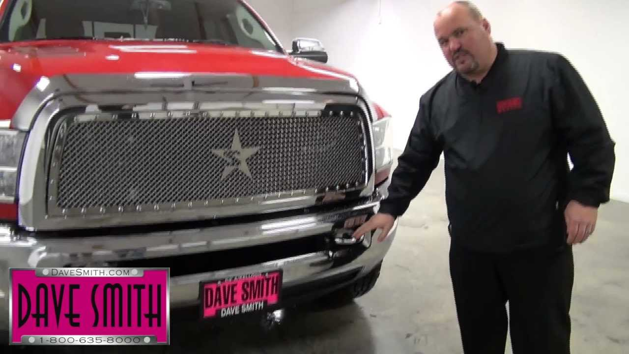 How To Accessorize 2013 Ram 2500 Slingshot Edition At