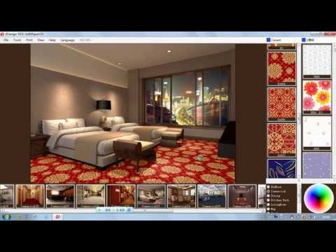 How To Show Home Textile Products In 4Design Showroom