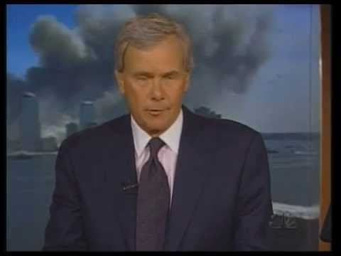 NBC News 9-11-2001 Live Coverage 1:00 P.M E.D.T - 6:30 P.M E.D.T