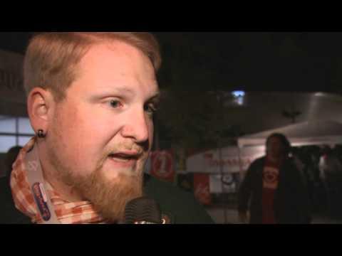 "VINOROSSO beim Sunside Festival inkl. Interview (""Treff, das Jugendmagazin"")"