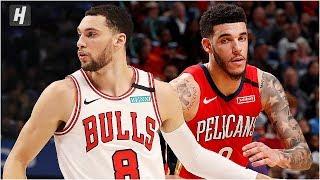Chicago Bulls vs New Orleans Pelicans - Full Game Highlights   January 8, 2020   2019-20 NBA Season