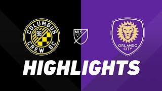 Columbus Crew SC vs. Orlando City SC | HIGHLIGHTS - June 29, 2019