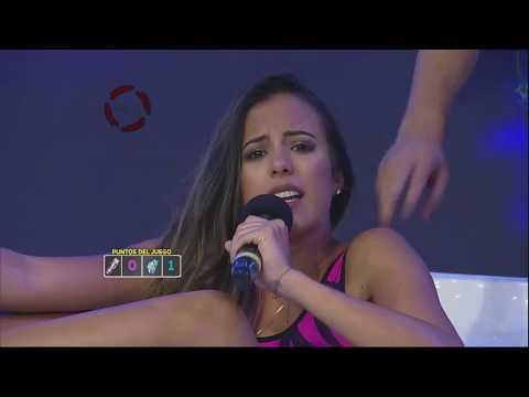 Las Curvas demostraron ser unas verdaderas guerreras en el Karaoke Extremo