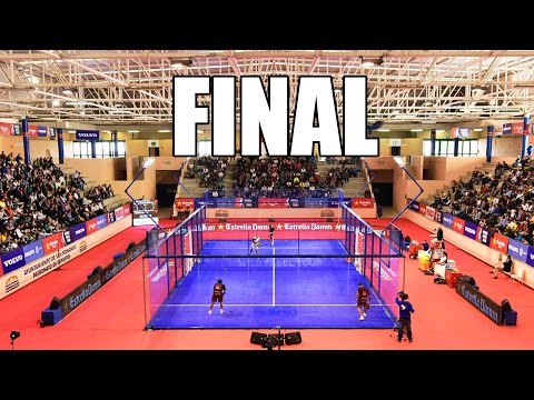 Final | Torneo World Padel Tour (2015) San Fernando Open