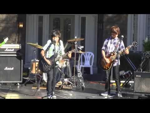 FTC Band Performs live at Pistahan SA CBS Studios Center on 8-26-2012 - Diversity News TV