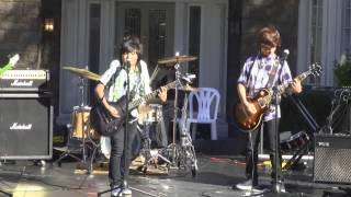 FTC Band Performs live at Pistahan SA CBS Studios Center on 8-26-2012 - Diversity News TV