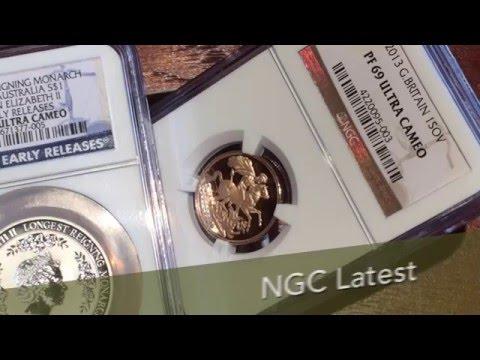 NGC Coin Grading slab Price Increases! Latest NGC news