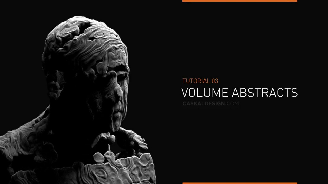 Houdini Tutorial 03   Volume Abstracts