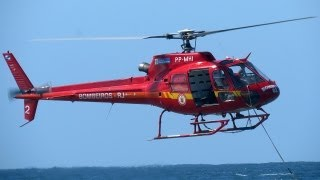 Resgate em Alto Mar - BOMBEIROS RJ (COMPLETO) 2013