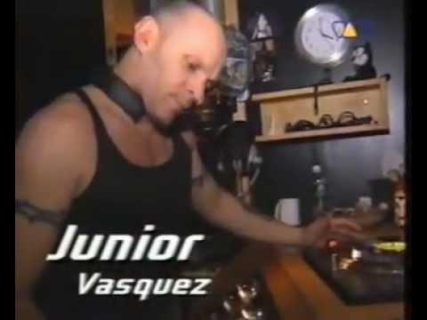 Junior Vasquez @ Palladium - NYC - 1996