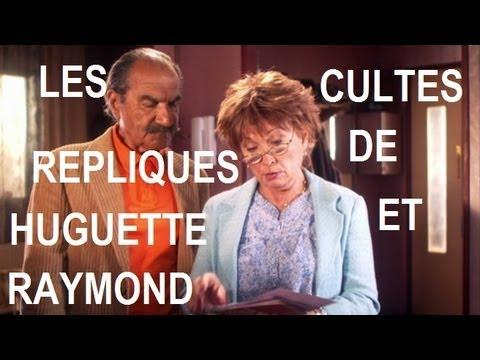 Sc nes de m nages les r pliques cultes de huguette et raymond youtube - Actrice scene de menage ...