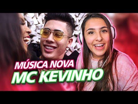 REAGINDO AO HIT NOVO DO MC KEVINHO!