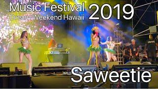 Saweetie Dream Weekend Hawaii Music Festival 2019