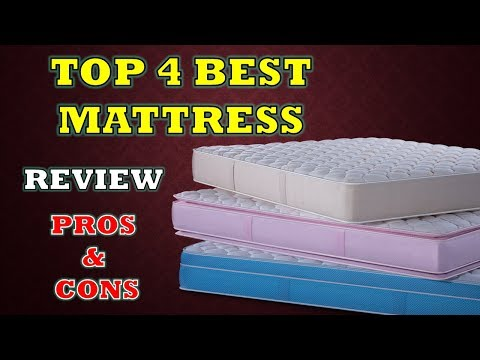 Top Best Mattress with Price - Review with Pros & Cons [Hindi]