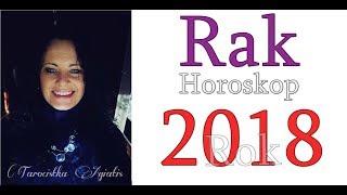 RAK - Horoskop na 2018 ROK - Tarot - Agiatis