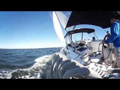Sailing On Pennies In Tampa Bay Through Sailing Florida Charter And Sailing School