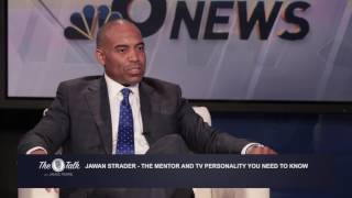 NBC 6 Jawan Strader is on The Talk with James Pierre Part 3