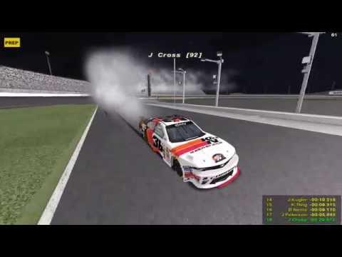 American Stock Car - USCRL Xfinity Series Race from Las Vegas! (BROADCAST)