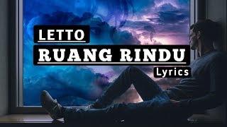 Letto - Ruang Rindu (Lirik/Lyrics) Hd