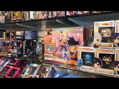 DragonballZ Super toys actionfigures hunt FantasticCollectibles FunkoPops SHFiguarts Banpresto Anime