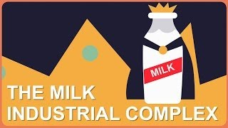 The Milk-Industrial Complex: Why You Don't Need to Drink Milk