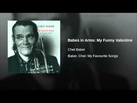 My Funny Valentine Song From Babes In Arms Lyrics