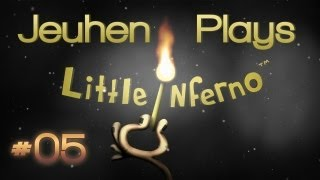 Little Inferno Playthrough - Episode 5 - KITTY KITTY POO POO