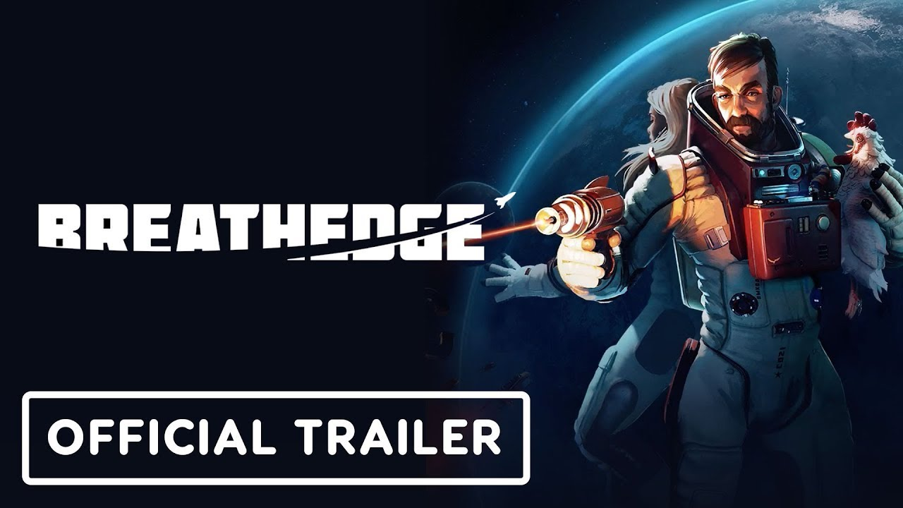 Breathedge - Official Exclusive Console Trailer | IGN Fan Fest 2021