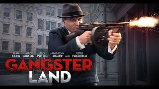 Gangster Land On Blu-ray & DVD - Milo Gibson, Sean Faris & Peter Facinelli