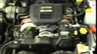 MW 1993 Subaru Legacy Turbo Wagon Road Test