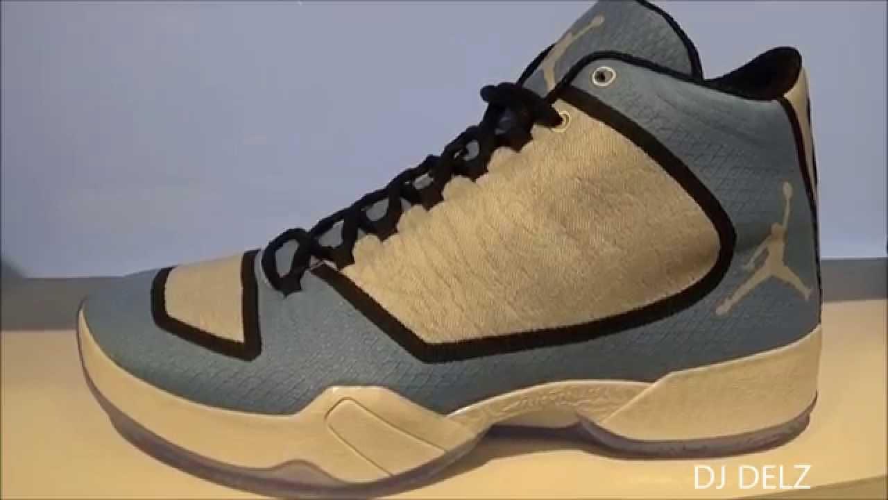 1d96513b4341 Air Jordan XX9 Legend Blue Sneaker Review With  DjDelz  HotOrNot 11 ...