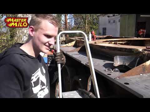 Werkplaatsvlog #13 (tank spatborden bevestigingspunten)