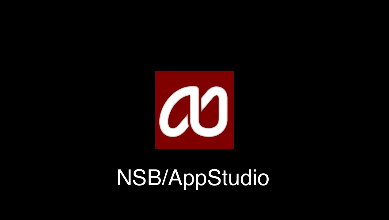 NSB/AppStudio for Mobile Devices
